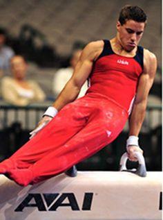 Jake Dalton, ou men's gymnastics