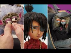 All the PUPPET SECRETS from animation Kubo and the Two Strings - YouTube