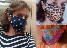 Ve a la última con nuestras mascarillas reutilizables y con protección interior. Gran cantidad de estampados Hecho en España Venta online y Zaragoza www.julunggul.com