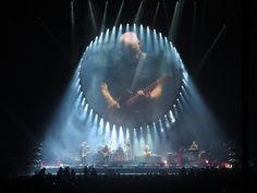 David Gilmour United Center, Chicago 4/8/2016