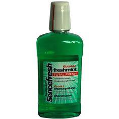 Sencefresh mondwater 500ml Total Fresh Freshmint 8717825605489