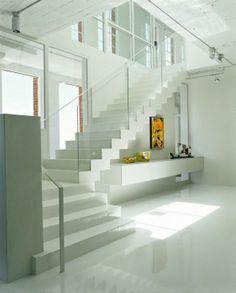 loft interieur trappen - Google zoeken