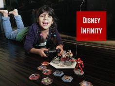 Disney Infinity Marvel Super Heroes ~ Por qué este juego es tan interactivo?