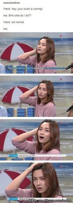 Jeonghan is really flawless! Let's be honest right know.. Btw, that's not what you're supposed 2 do in this situation