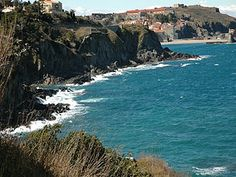 Collioure France Real Estate | House for rent in Collioure Languedoc Roussillon France