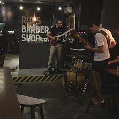 Jazz rolando hoje by @ruisbarbershop ✂️