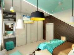 1000интерьеров | Спальни Lighting, Home Decor, Decoration Home, Room Decor, Lights, Home Interior Design, Lightning, Home Decoration, Interior Design