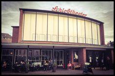Kino im Kreuzviertel: das Schloßtheater in #Münster. #Germany