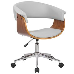 Found it at AllModern - Low-Back Desk Chair