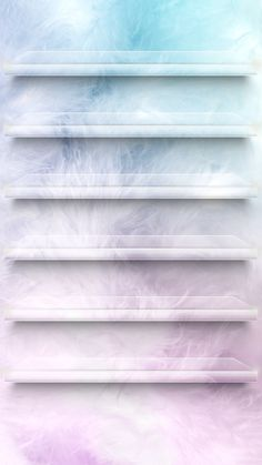 Cotton candy feathers
