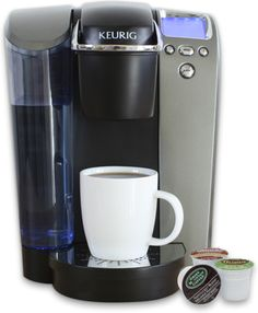 If you are like me, I can't start the day without a strong cup of coffee. We bought the fancy Single Cup Coffee maker about five years ago when it didn't even hit the stores yet. It was so much fun to make coffee that I would drink it day and night, just to play...Read More »