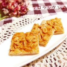 食パンでキャラメルフロランタン♪+by+neneさん+|+レシピブログ+-+料理ブログのレシピ満載! 食パンをクッキー生地のかわりに使うので クッキー生地を作らなくてもOK!! フィリングもキャラメルを溶かしアーモンドをのせて焼くだけの簡単フロランタン!!