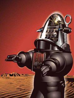 """Nel novembre 2017 è stato battuto all'asta Robby il robot al prezzo record di 5milioni e 375mila dollari presso la casa d'aste Bonhams di New York. La gloriosa storia di Robby inizia nel film """"Il pianeta proibito"""" ed è continuata con comparsate in altri film e telefilm… Disegnato e assemblato dall'ingegnere americano Robert Kinoshita, Robby il robot vide la luce il primo luglio del 1955 negli studios della Metro-Goldwin-Mayer di Culver City, in California. Era praticamente una sorta di…"""