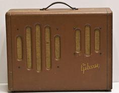 1949 Gibson GA-50T guitar amplifier