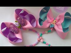 LAÇO TERÊRÊ 🎀🎀🎀 - YouTube Hair Ribbons, Diy Hair Bows, Floral Wallpaper Phone, Bow Design, Cute Crafts, Diy Hairstyles, Fabric Flowers, Diy Art, Girly