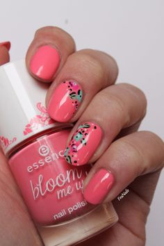 Spring Flower by Fran Nails