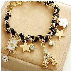 Charms Poker Bracelet