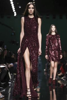 Elie Saab Ready To Wear Fall Winter 2014 Paris - NOWFASHION #PFW