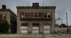 Abandoned+Fire+Stations | Abandoned Fire Station