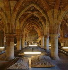 St. Andrew's Cathedral, St. Andrews, Scotland