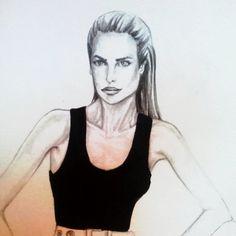 Illustrator Viktoriya Gorbenko