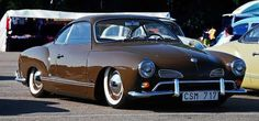 Ive never liked such a slow car so much, VW Karmann Ghia (27 Pictures)