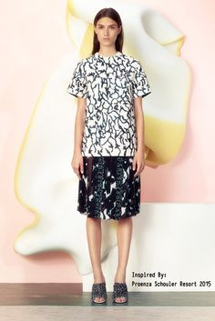 http://blog.thefabricstore.co.nz/post/107342962349/tuckedblouse   Print Inspiration - 'Blouse with Front Tucks' by Yoshiko Tsukiori