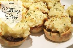 Use Your Leftovers and Make These Mini Cottage Pies