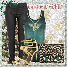 Christmas Wishlist | Women's Outfit | ASOS Fashion Finder