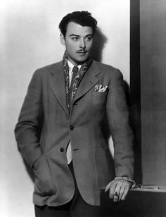 Nils Asther by George Hurrell