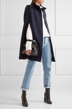 Stella McCartney wool cape