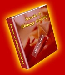 The art of Chinese cooking is described in detail from in this book along with methods of cooking and the modern equivalents you can use. The 'Secrets of Chinese Cooking will show you How to lay your table in a traditional Chinese setting depending on the number of guests,