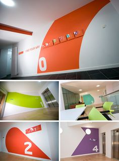 INTO University of East Anglia wayfinding signage by Richard Wise, via Behance Directional Signage, Wayfinding Signs, Environmental Graphic Design, Environmental Graphics, Helmut Schmid, Office Graphics, Office Signage, Poster Design, Signage Design
