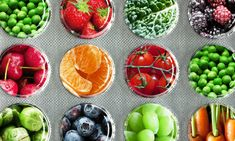 Gorging on fruit and veg is the key to preventing chronic diseases. Something I have heard A LOT about recently & have seen promising results.