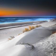 Baltic Sea, Poland by Michał Mierzejewski