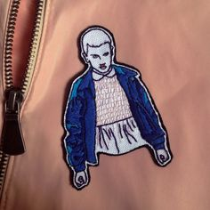 Stranger Things Patch Eleven by Tostes on Etsy