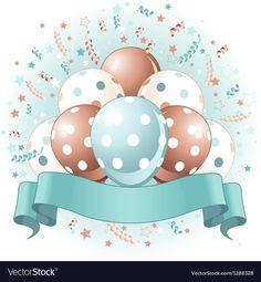 Pink Birthday Balloons Design Birthday balloons, confetti & copy space ribbon for Birthday girl. EPS 8 (editable), JPG (high resolution) Created: GraphicsFilesIncluded: JPGImage Layered: No MinimumAdobeCSVersion: CS Tags: anniversary Happy Birthday Girls, Happy Birthday Messages, Blue Birthday, Art Birthday, Birthday Wishes, Birthday Cards, Birthday Celebration, Balloon Design For Birthday, Birthday Balloons