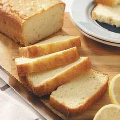 Lemon Yogurt Bread Recipe. Substituted low fat Greek yogurt and whole wheat flour. Also doubled amount of lemon juice and added half a teaspoon of lemon extract.