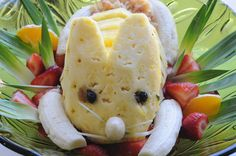 Easter Bunny Fruit Salad Off your diet? Need help getting back in shape? These article will help myherbalmart.com/blog