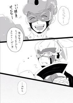 ARMS Spring Man Ninjara by 藍島@ARMSの沼 (@genkotu_arms) | Twitter