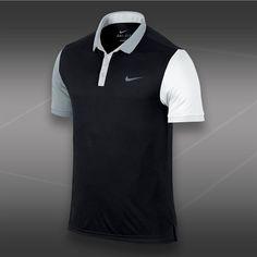 Nike Advantage Polo-Black
