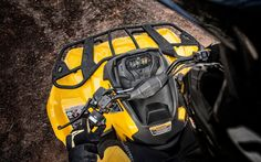 New Can-Am Outlander L Models - Photo Gallery - ATV Trail Rider