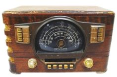 Zenith automatic shortwave tube radio. #shopgoodwill #auction