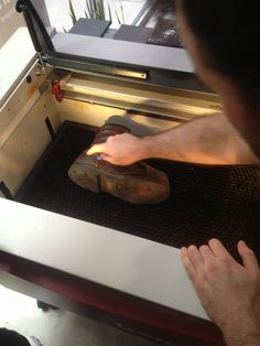 laser etching on shoes