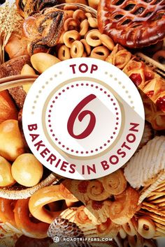Boston is crammed full of delectable baked goods, try one for yourself at these top 6 bakeries!