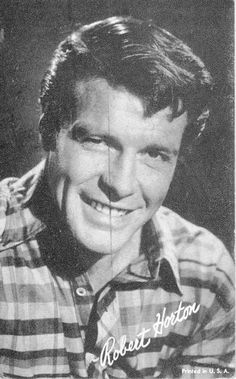 img ROBERT HORTON, Actor