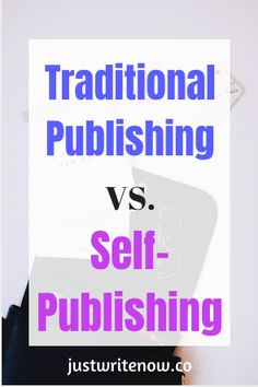 To traditional publish or to self-publish? That is the question. Youve finally pursued a career as an author. Hopefully you have finished your book and youre looking forward to the next steps. Writing Advice, Writing Resources, Writing Help, Writing A Book, Writing Ideas, Writing Goals, Editing Writing, Fiction Writing, Writing Prompts