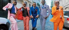 The Sapeurs: Dandies of the Congo