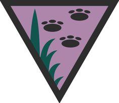 Label Piste éclaireurs - Association des scouts du Canada - www.gabrielraymondgraphisme.com