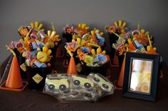 Construction Party Favors - #partyfavors